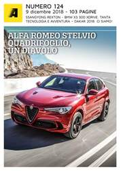 Automoto.it Magazine N. 124 issue Automoto.it Magazine N. 124