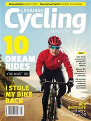 Canadian Cycling Magazine issue Volume 9 Issue 1