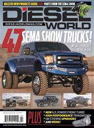 Diesel World issue March 2018