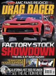 Drag Racer issue March 2018
