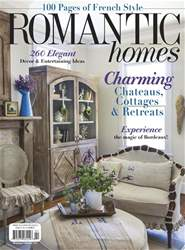 Romantic Homes issue February 2018