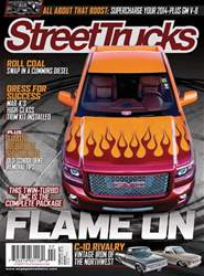 Street Trucks issue February 2018