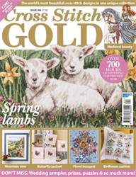 Cross Stitch Gold issue January 2018