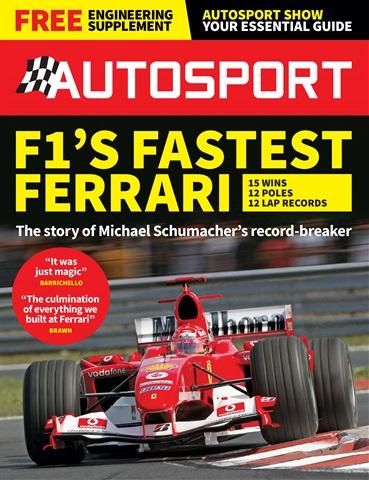 Autosport issue 11th January 2018