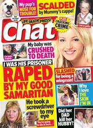 Chat issue 18th January 2018