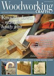 Woodworking Crafts Magazine issue Feb-18