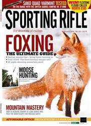 Sporting Rifle issue February 2018