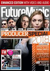 Future Music issue February 2018