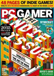 PC Gamer (UK Edition) issue February 2018