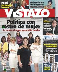 Revista Vistazo issue VISTAZO 1209
