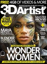 3D Artist issue Issue 115