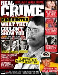 Real Crime issue Issue 33