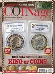 COINage issue February 2018