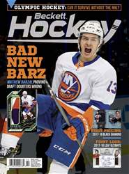 Beckett Hockey issue February 2018