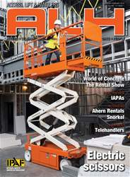 Access, Lift & Handlers issue Access, Lift & Handlers