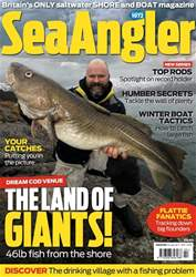 Sea Angler issue Issue 553