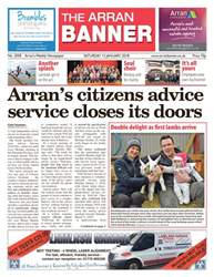 Arran Banner issue 13 January 2018
