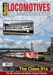 Modern Locomotives Illustrated issue Issue 229