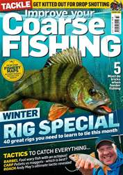 Improve Your Coarse Fishing issue Issue 333