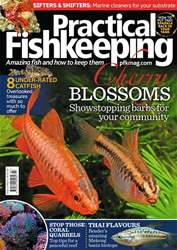 Practical Fishkeeping issue March 2018