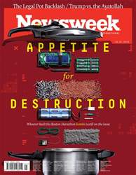 Newsweek International issue 19th January 2018