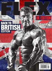 Flex Magazine Magazine Cover