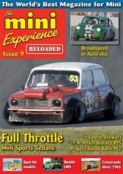 The Mini Experience Magazine Cover