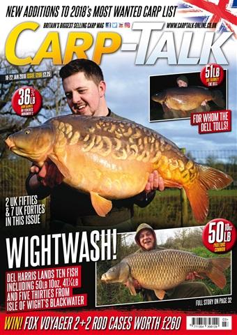 Carp-Talk issue 1208