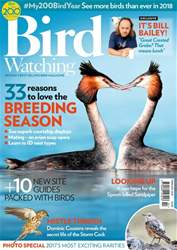 Bird Watching issue February 2018