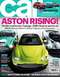Car issue February 2018