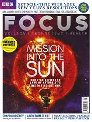 Focus - Science & Technology issue January 2018