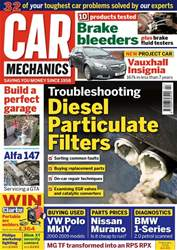 Car Mechanics issue February 2018