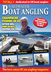 Saltwater Boat Angling issue Feb-18