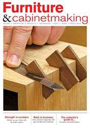 Furniture & Cabinetmaking issue Feb-18