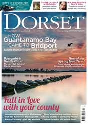 Dorset Magazine Cover