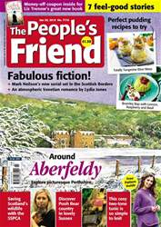 The People's Friend issue 20/01/2018