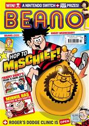 The Beano issue 20th January 2018