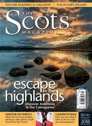 The Scots Magazine issue February 2018