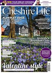 Cheshire Life issue Feb-18