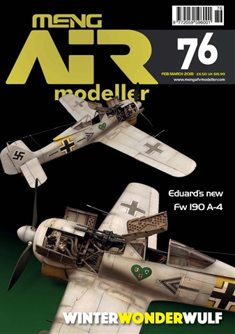 Meng AIR Modeller issue JAN