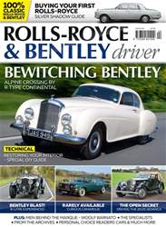 Rolls-Royce & Bentley Driver issue Issue 4