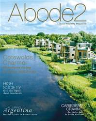 Abode2 issue Volume 2 Issue 20