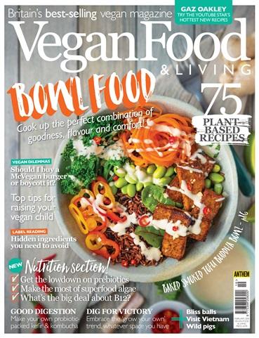 Vegan Food & Living issue Feb-18