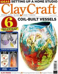 ClayCraft Magazine Cover