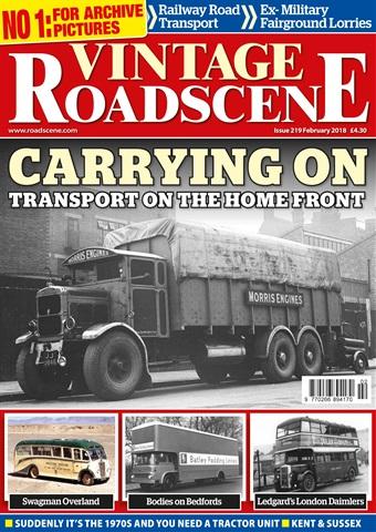 Vintage Roadscene issue February 2018