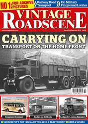 Vintage Roadscene issue February 2018