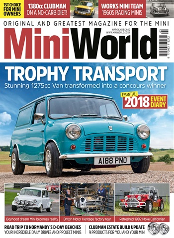 Mini World issue March 2018