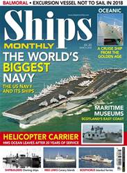 Ships Monthly issue March 2018