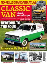 Classic Van & Pick-up issue February 2018