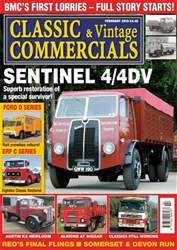 Classic & Vintage Commercials issue February 2018